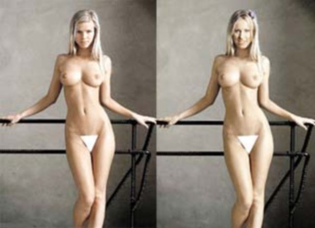 фото реальные голых знаменитостей